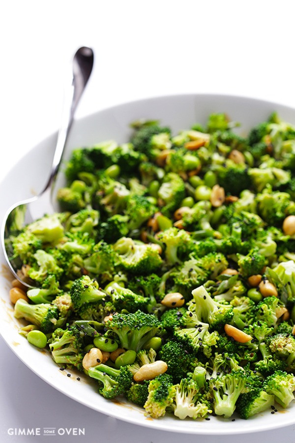 Healthy Broccoli Side Dishes  30 Healthy Side Dishes That Satisfy