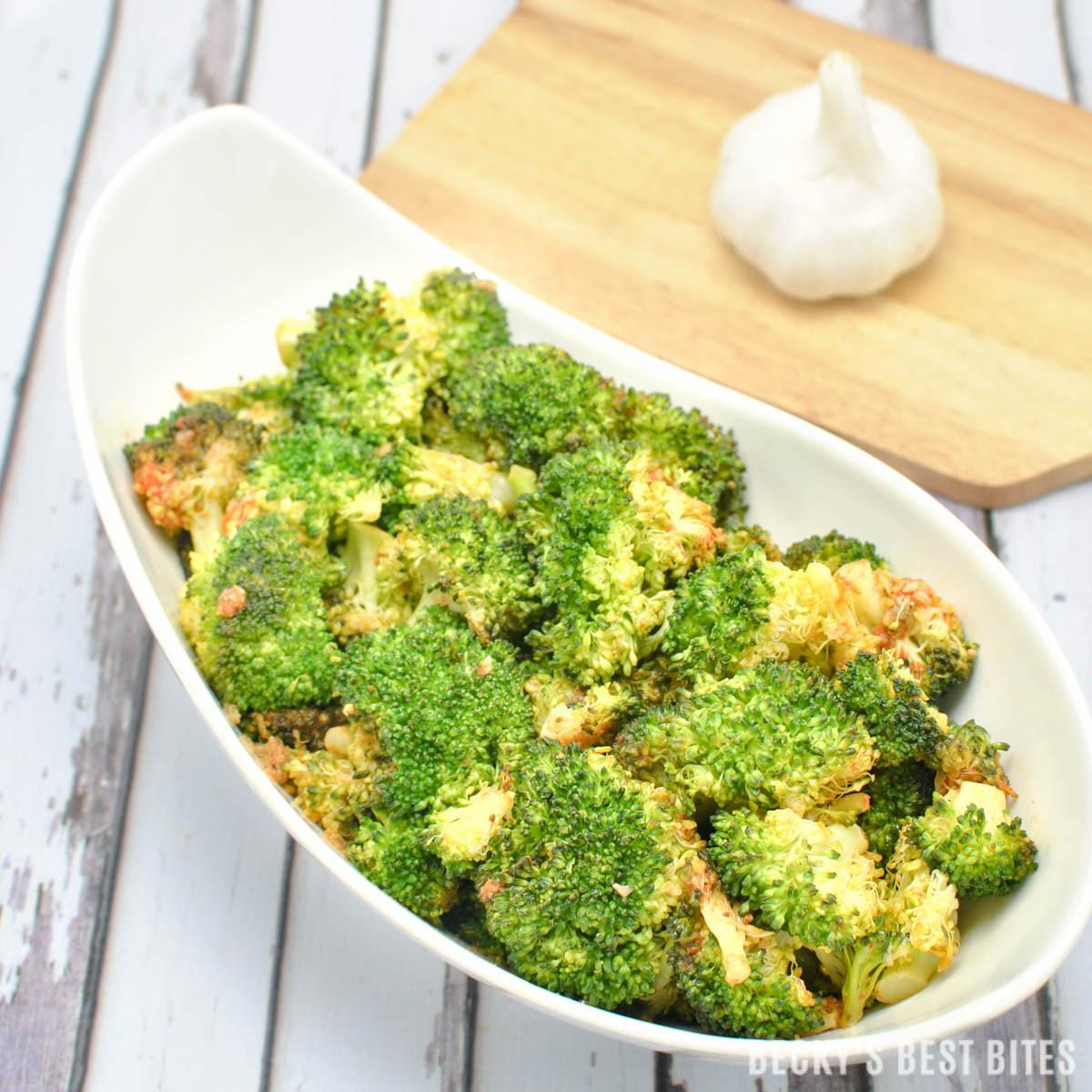 Healthy Broccoli Side Dishes  Roasted Sriracha Broccoli Becky s Best Bites