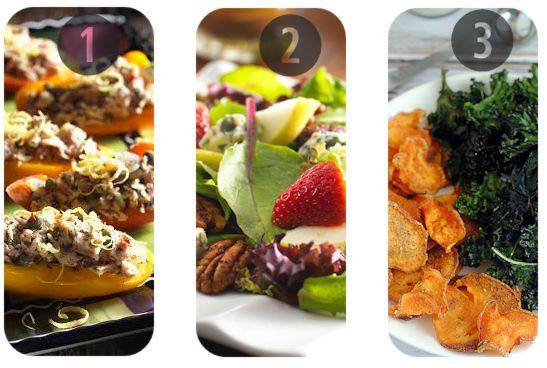 Healthy Brown Bag Lunches  13 Healthy Brown Bag Lunch Ideas