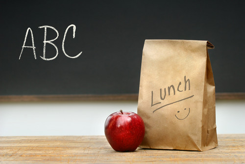 Healthy Brown Bag Lunches  Back to School – Brown Bag Lunch Shake Up
