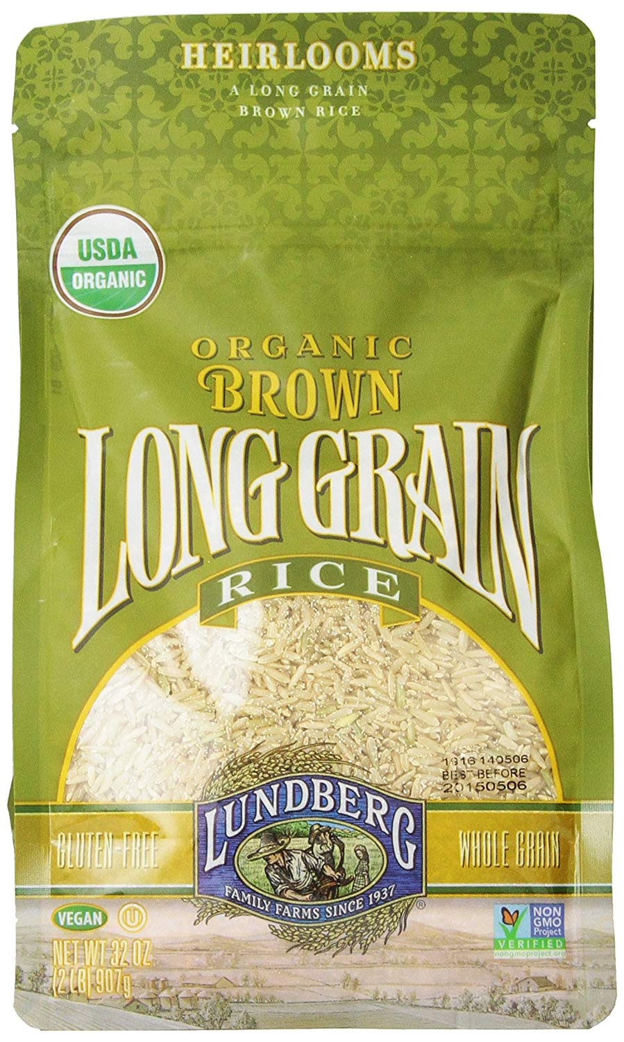 Healthy Brown Rice Brands  best organic brown rice brand