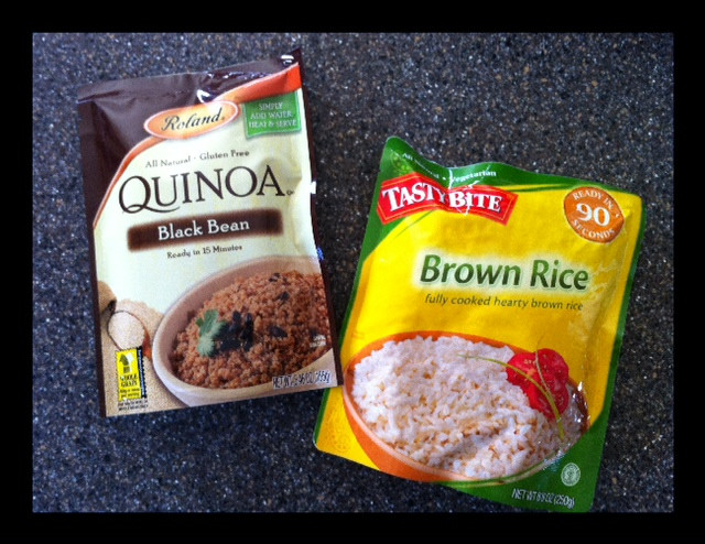 Healthy Brown Rice Brands  gluten free quinoa