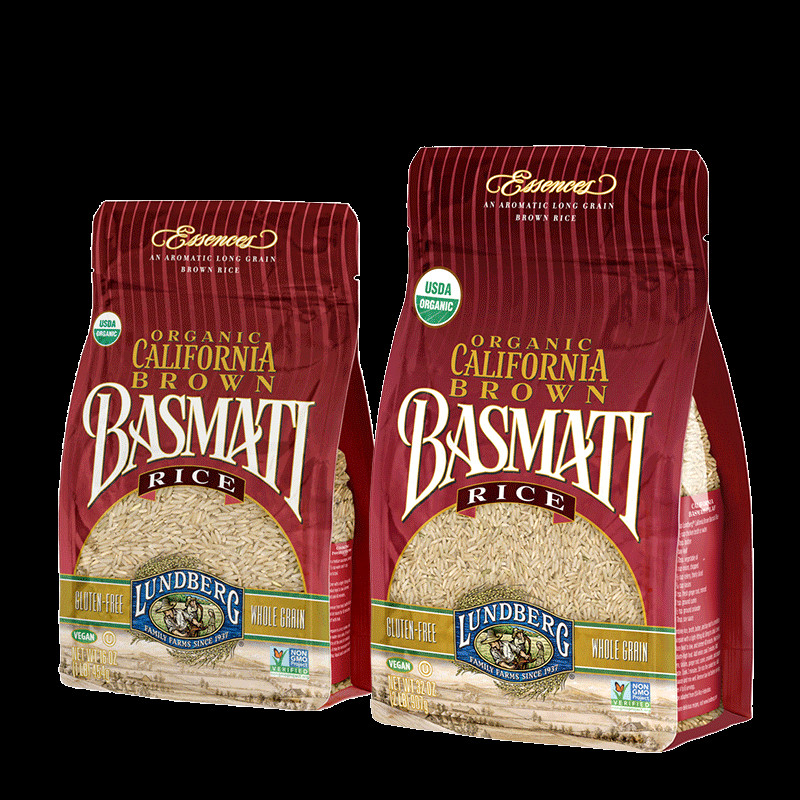 Healthy Brown Rice Brands  ORGANIC CALIFORNIA BROWN BASMATI RICE