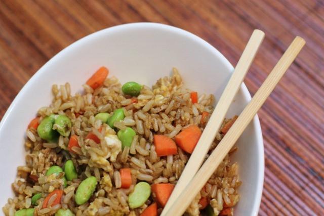 Healthy Brown Rice Recipes  healthy brown rice recipe