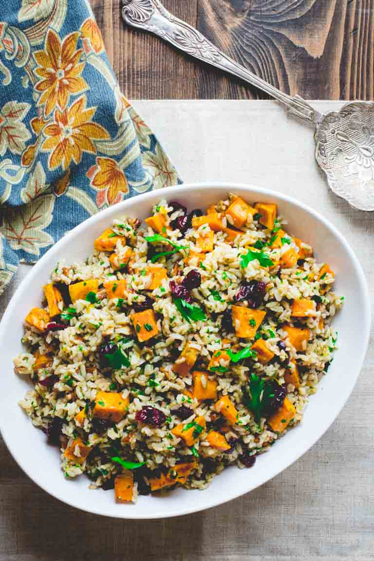Healthy Brown Rice Side Dish Recipes  healthy brown rice side dish recipes