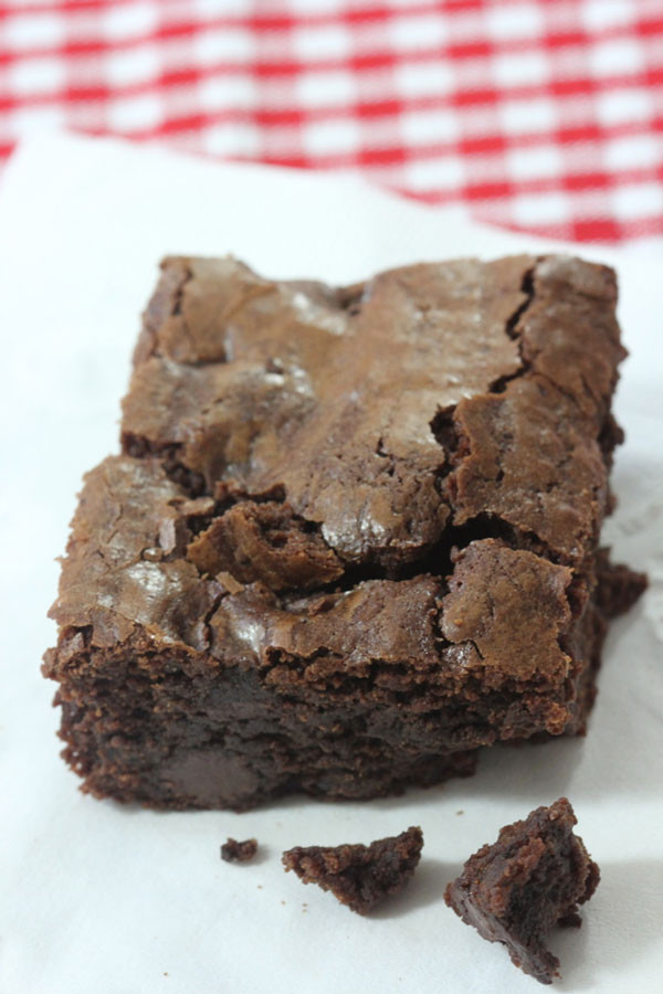 Healthy Brownies From Scratch  Brownies from Scratch