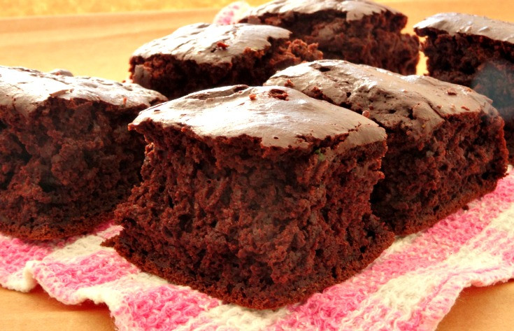 Healthy Brownies From Scratch  Low Calorie Brownies from Scratch