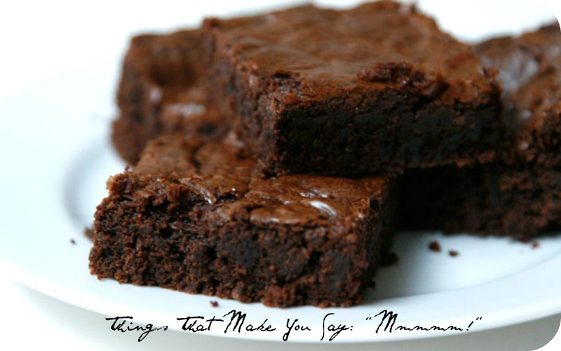 Healthy Brownies From Scratch  Cooking With Karyn EASY Homemade Brownie Mixes