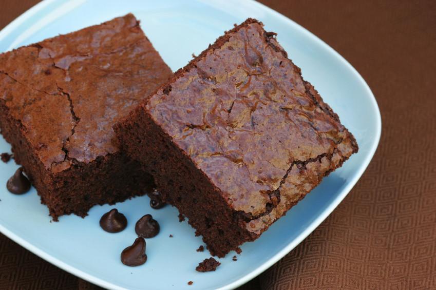 Healthy Brownies With Applesauce  Brownies