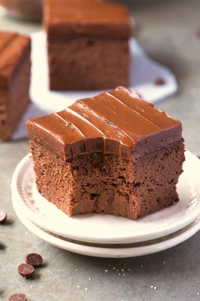 Healthy Brownies With Applesauce  Healthy 3 Ingre nt Flourless Sweet Potato Brownies