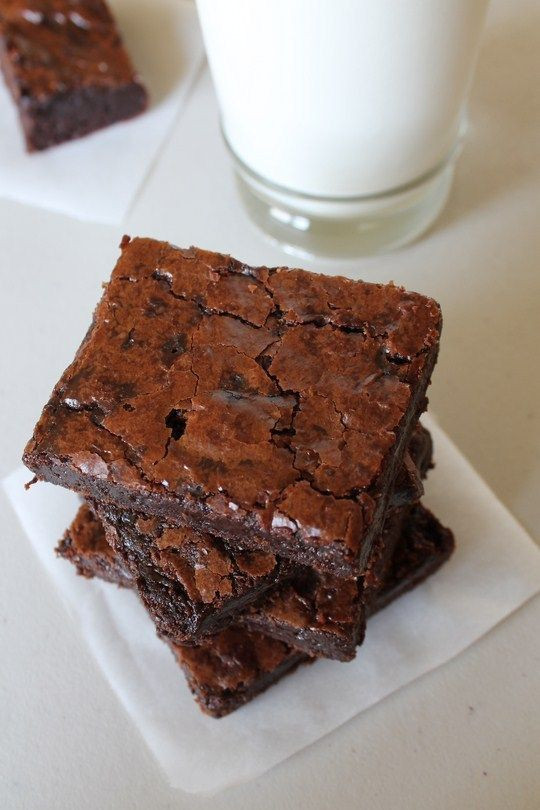 Healthy Brownies With Applesauce  1000 ideas about Applesauce Brownies on Pinterest