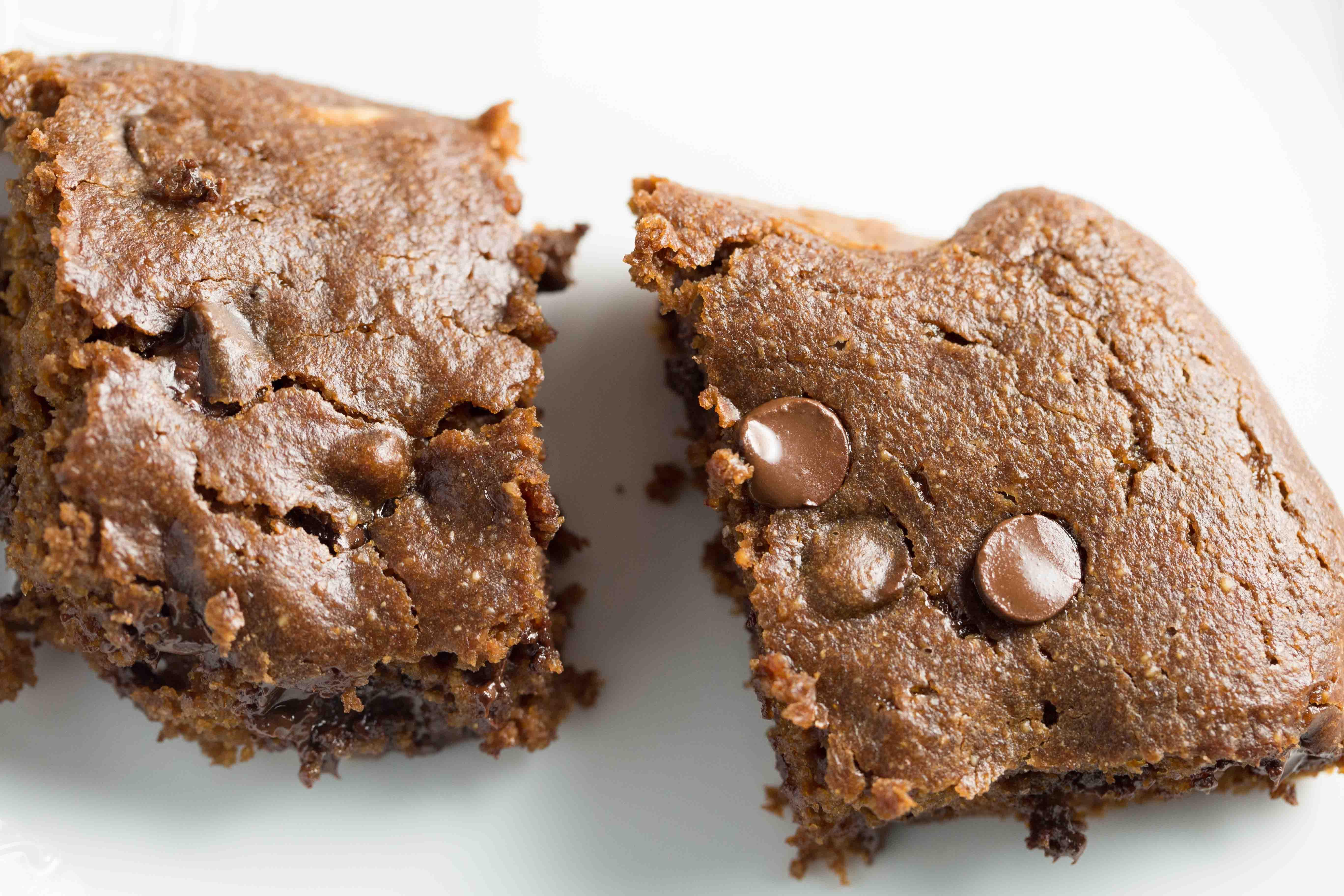 Healthy Brownies With Applesauce  Healthy Brownies Plant Based Food Blog
