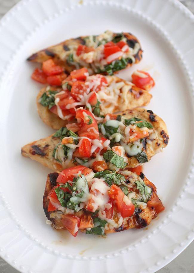 Healthy Bruschetta Chicken  15 Grilled Chicken Recipes My Life and Kids