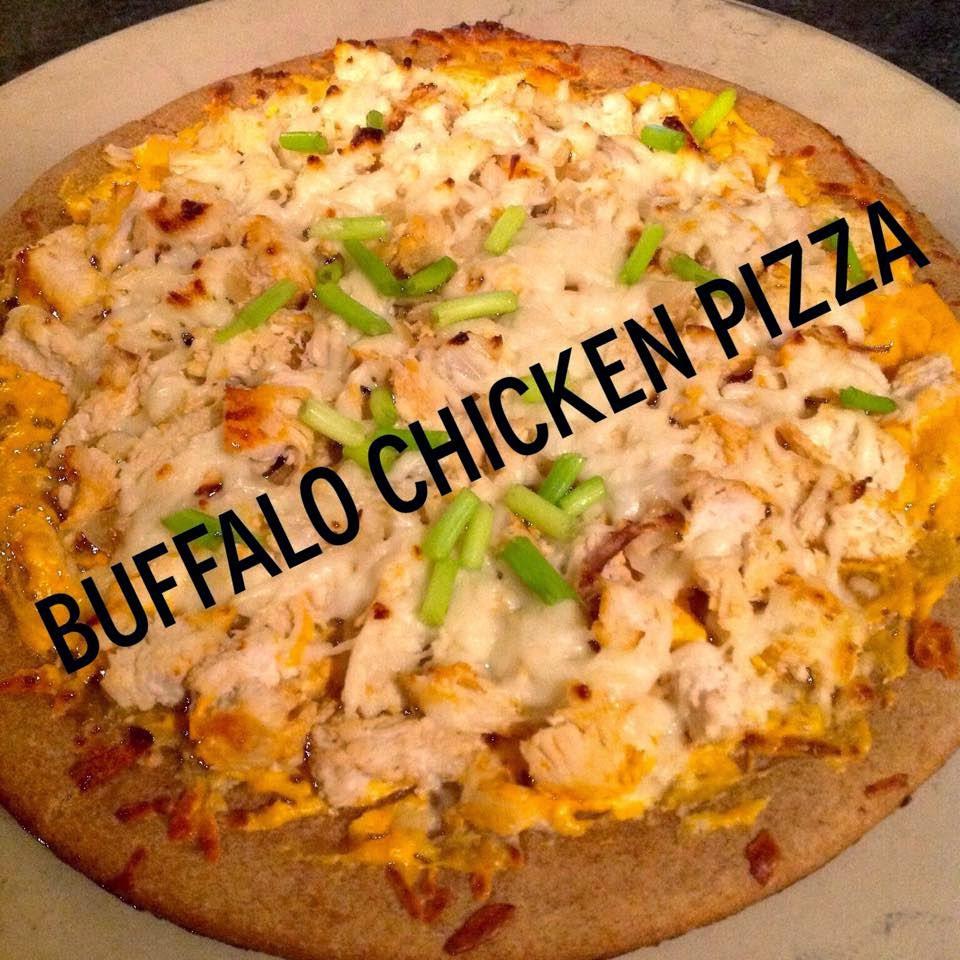 Healthy Buffalo Chicken Pizza  Core De Force Country Heat