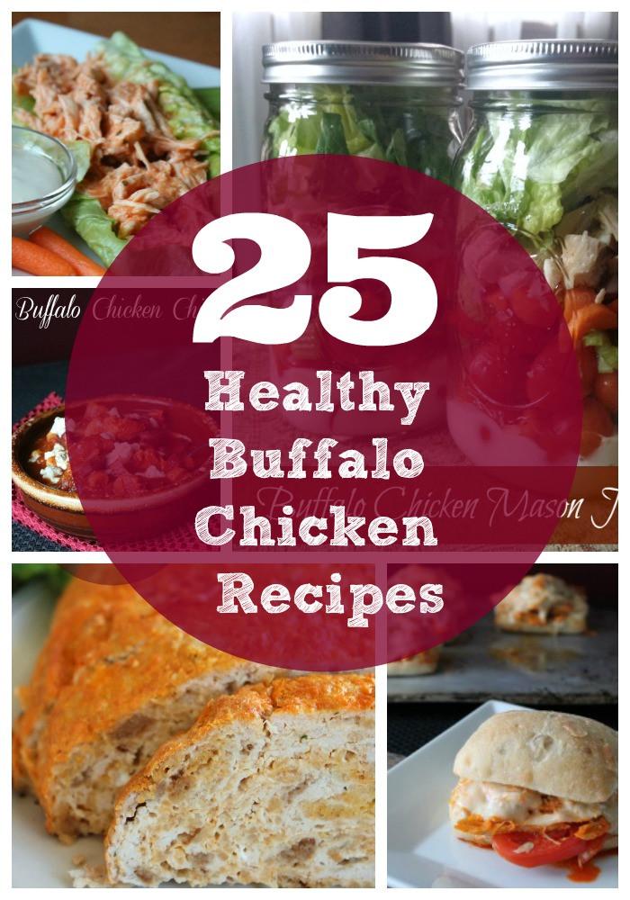 Healthy Buffalo Chicken Recipes  Healthy Buffalo Chicken Recipes