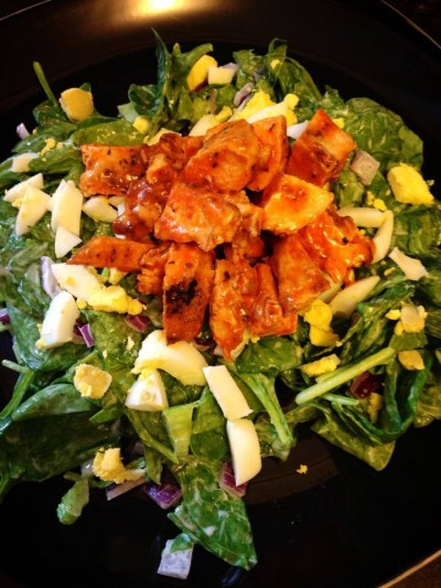 Healthy Buffalo Chicken Salad  Healthy Buffalo Chicken Salad – Finesse Fitness