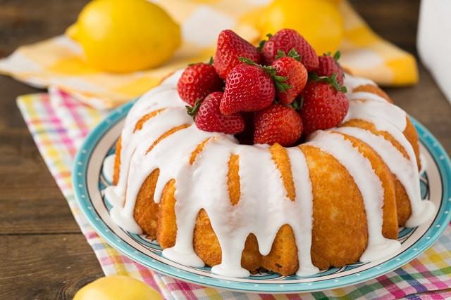 Healthy Bundt Cake Recipes  Healthy Lemon Bundt Cake