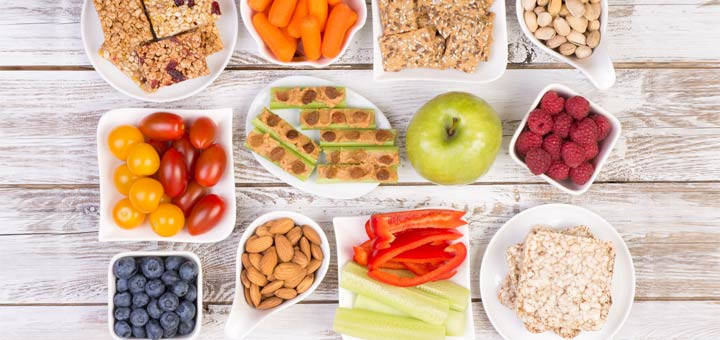 Healthy But Tasty Snacks  Some Delicious & Healthy Snacks To Help You Eat Clean For