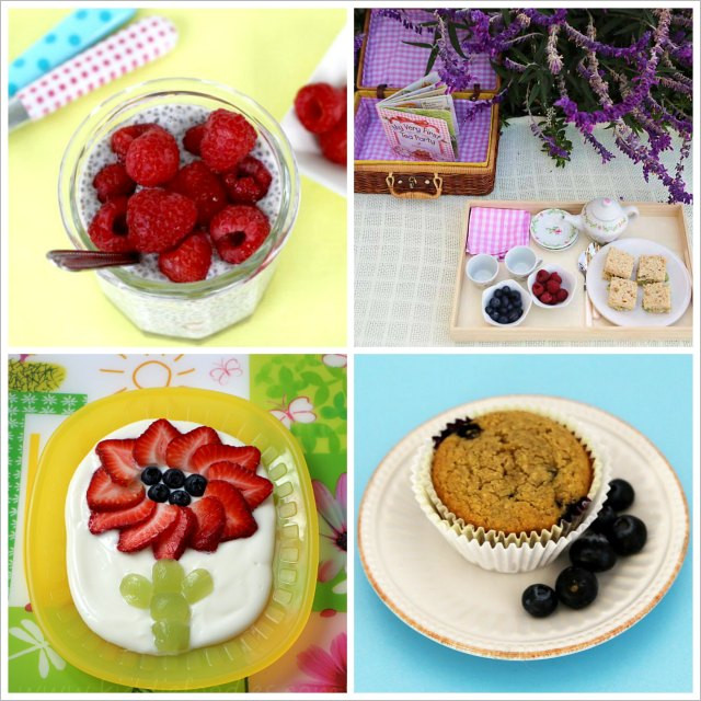 Healthy But Yummy Snacks  25 Yummy and Healthy Snacks for Kids