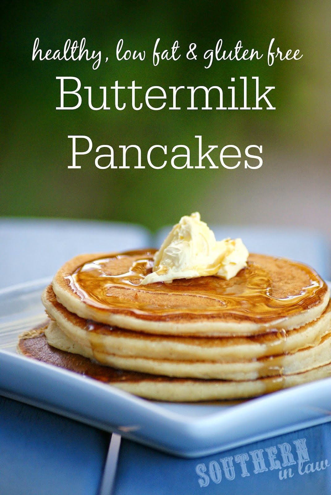 Healthy Buttermilk Pancakes  Southern In Law Recipe Healthy Buttermilk Pancakes