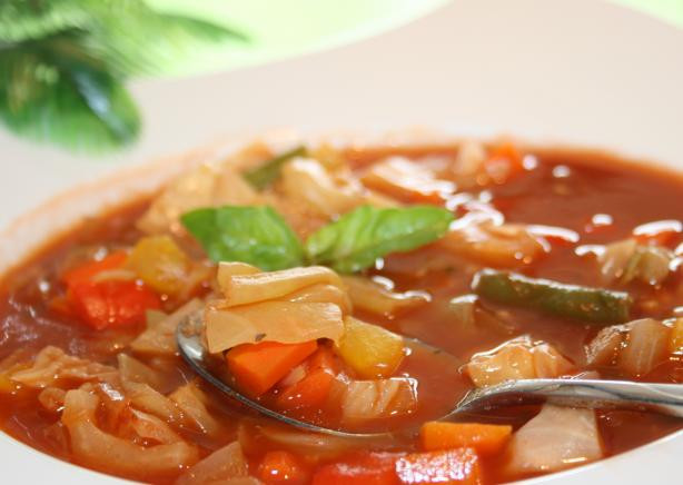 Healthy Cabbage Soup  Advantages and Disadvantages of Cabbage Soup Diet