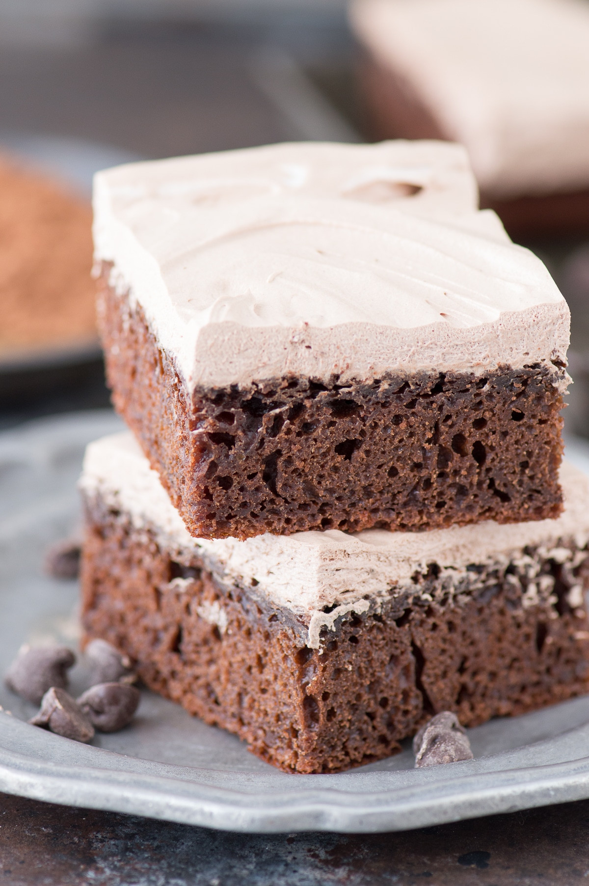 Healthy Cake Recipes  Healthy Chocolate Fudge Cake