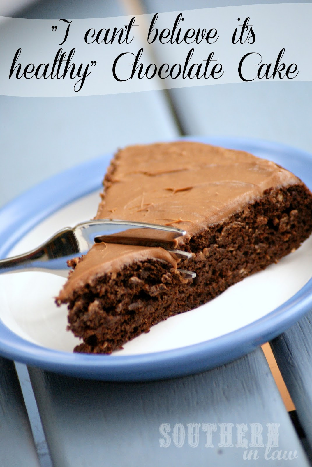Healthy Cake Recipes  Southern In Law Recipe Healthy Chocolate Cake Vegan too
