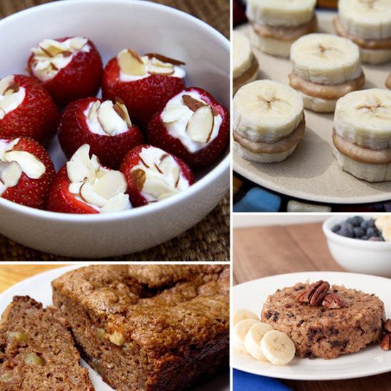Healthy Candy Snacks  Healthy Banana Recipes