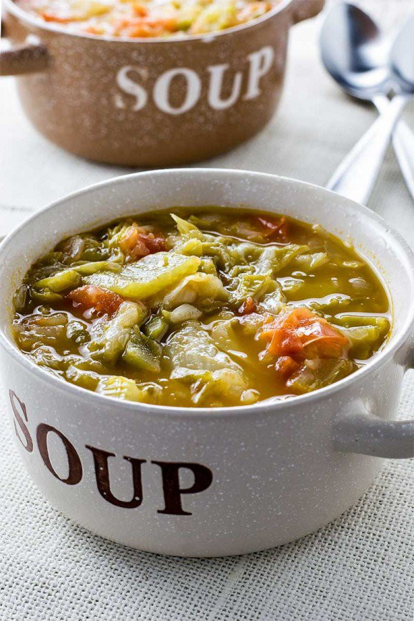 Healthy Canned Soups For Weight Loss  Becky Cooks Lightly 20 Ve arian Weight Loss Recipes
