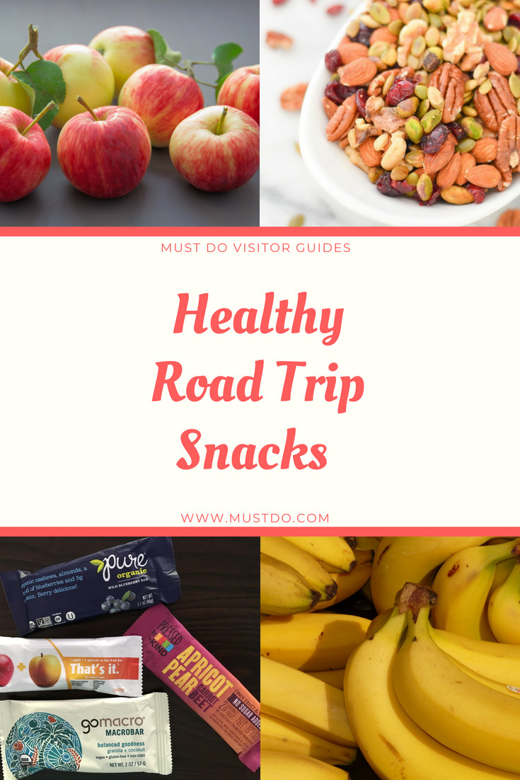 Healthy Car Snacks  Healthy Road Trip Snacks