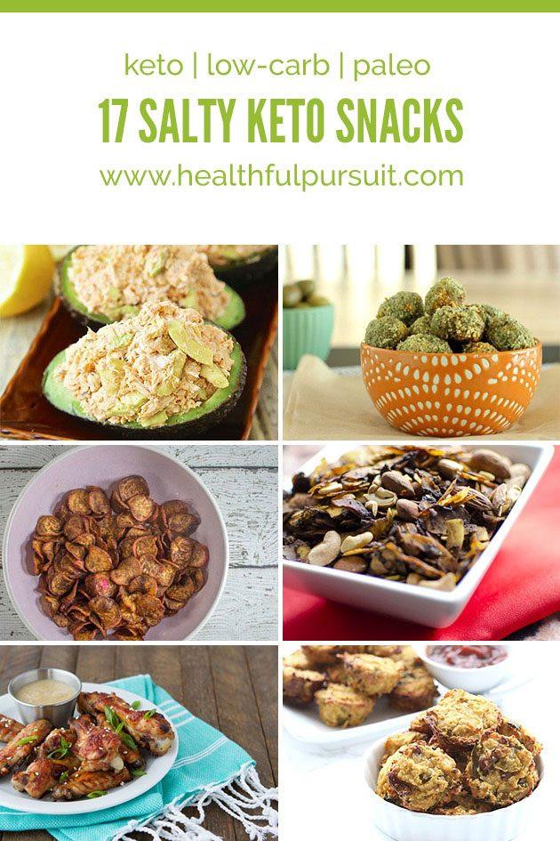 Healthy Carb Free Snacks  17 Salty Keto Snack Recipes