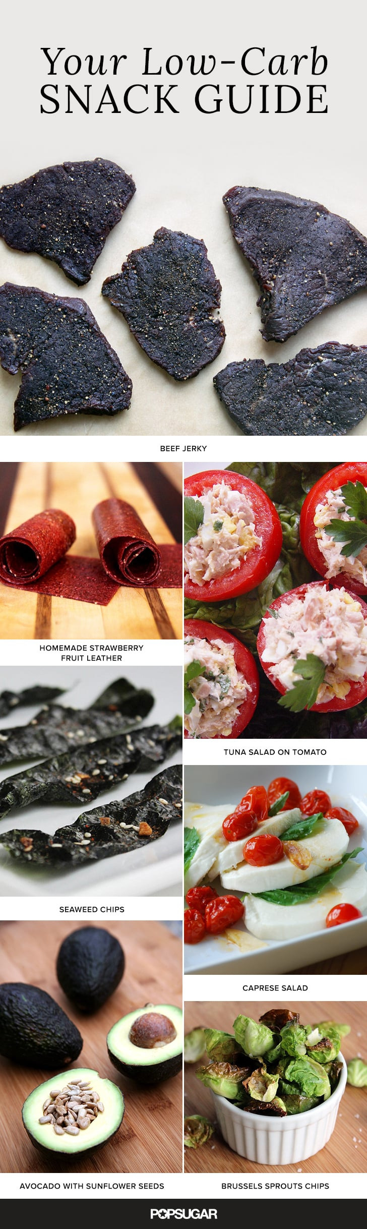 Healthy Carb Snacks  Healthy Low Carb Snack Ideas