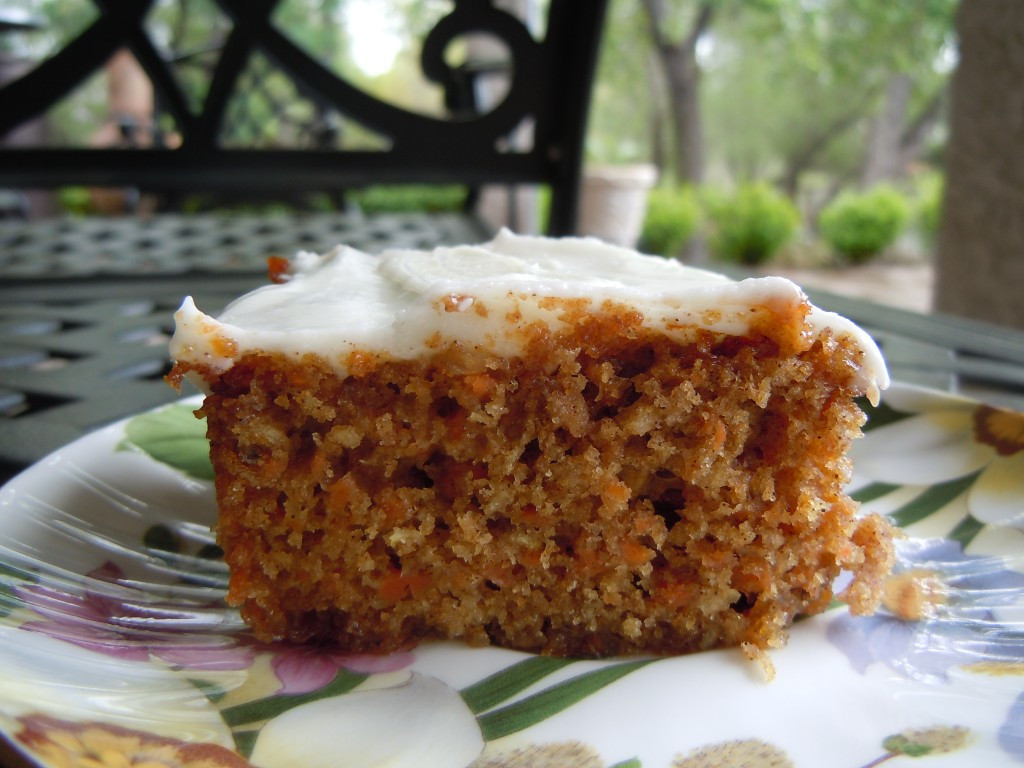 Healthy Carrot Cake Recipe With Applesauce  Carrot Cake Recipe With Applesauce