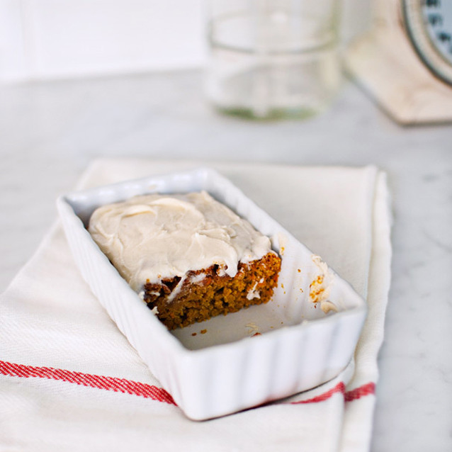 Healthy Carrot Cake Recipe With Applesauce  11 Desserts that Substitute with Applesauce