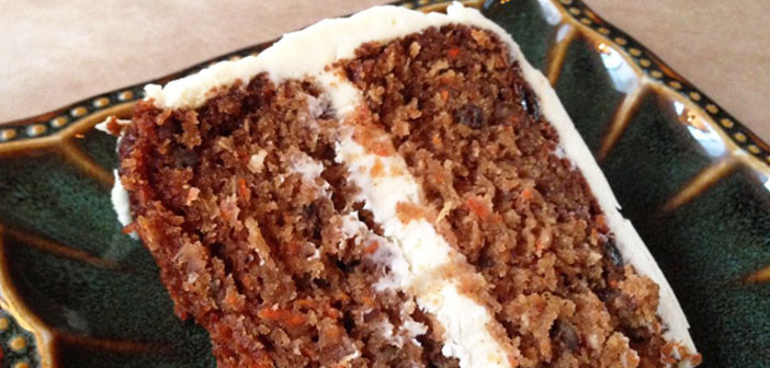 Healthy Carrot Cake Recipe With Applesauce  Applesauce Carrot Cake Healthy Weight Loss Recipe