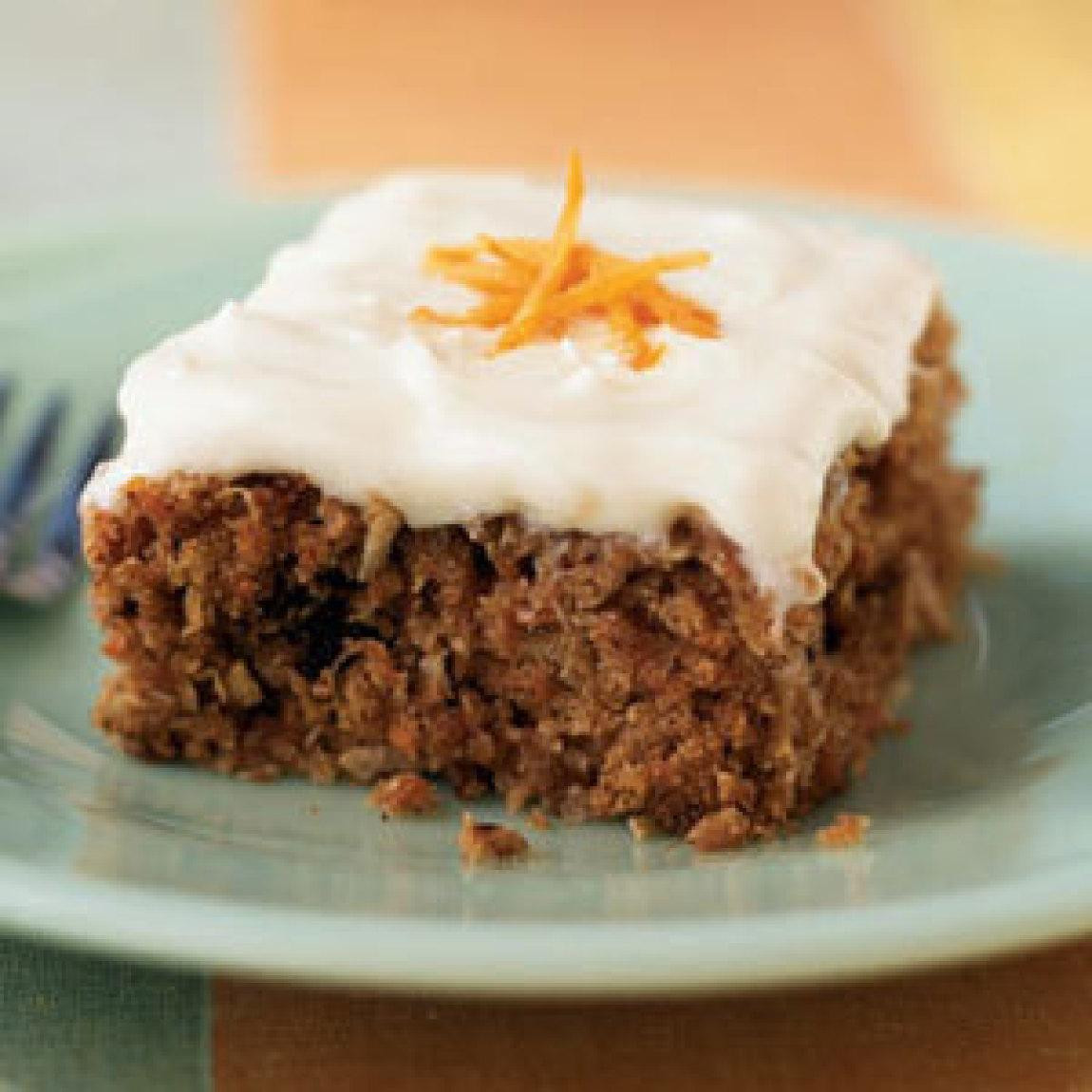 Healthy Carrot Cake Recipe With Pineapple  Mum s Baby Food Carrot Cake Recipe