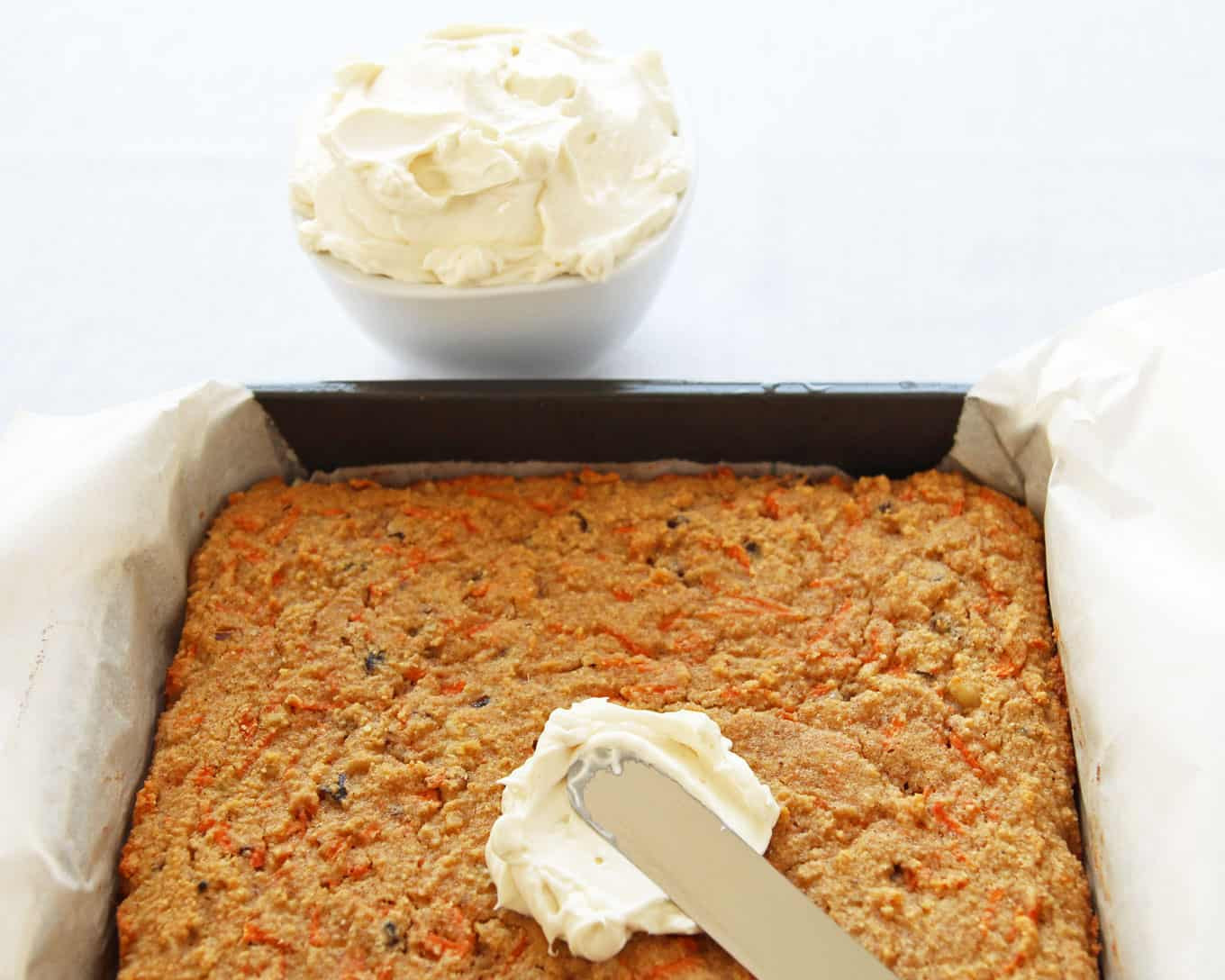 Healthy Carrot Cake Recipe With Pineapple  Healthy Carrot Cake Recipe paleo gluten free low carb
