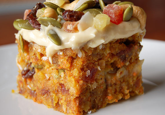 Healthy Carrot Cake  Delicious and Nutritious Healthy Carrot Cake Recipe