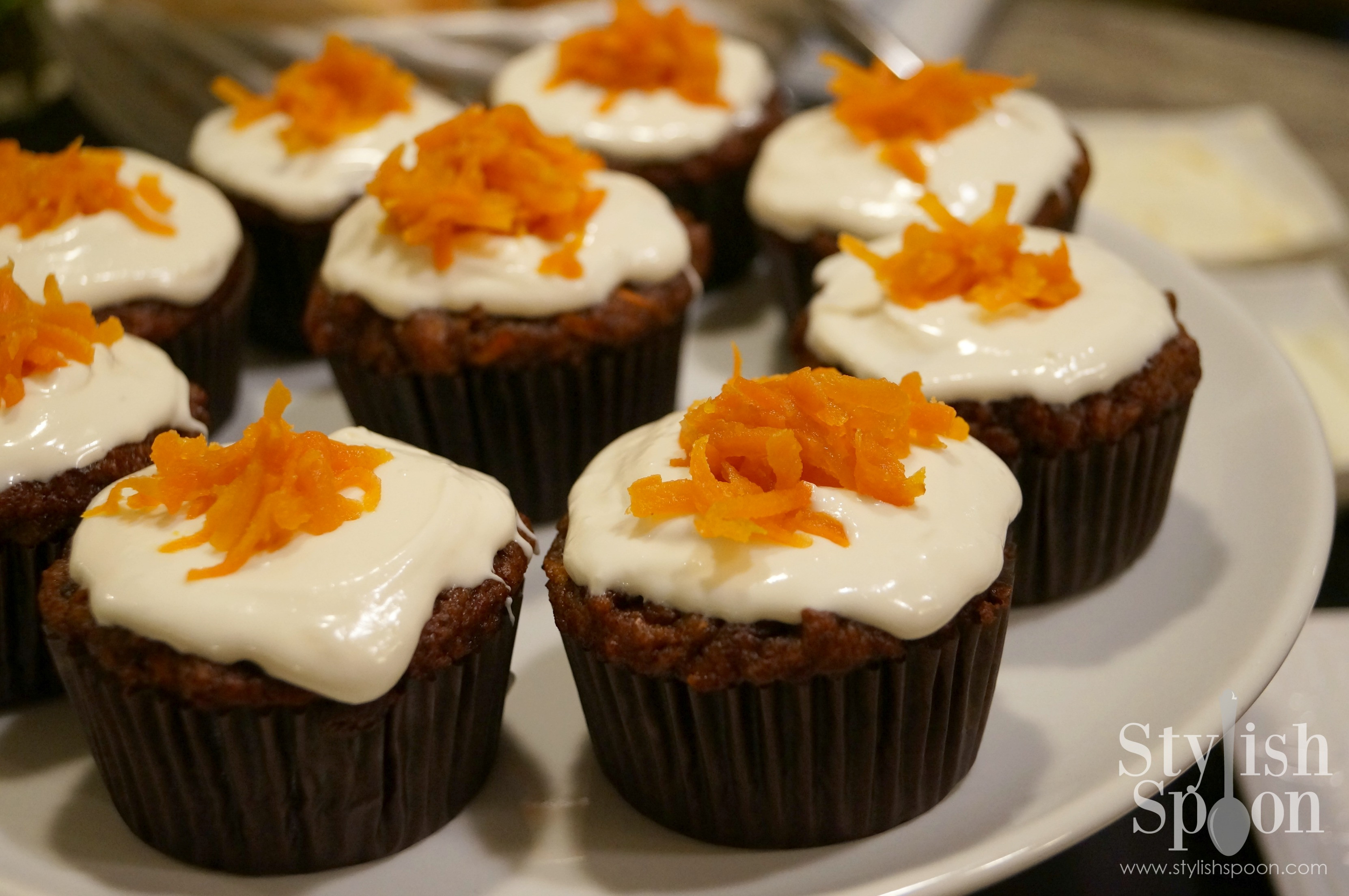 Healthy Carrot Cupcakes  Recipe Healthy Carrot Cake Cupcakes Gluten Free