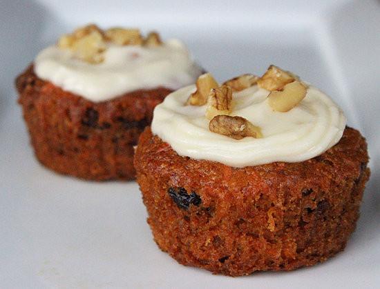 Healthy Carrot Cupcakes  Healthy Vegan Carrot Cake Cupcake Recipe