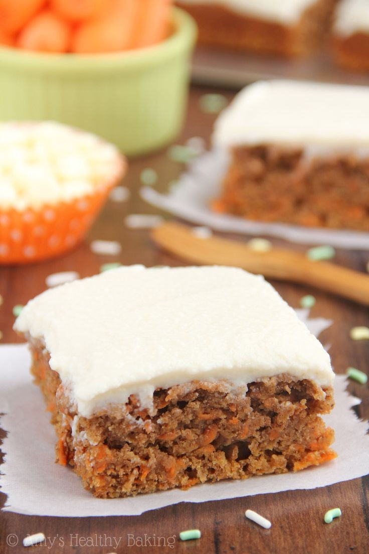 Healthy Carrot Recipes  Classic Carrot Cake Recipe