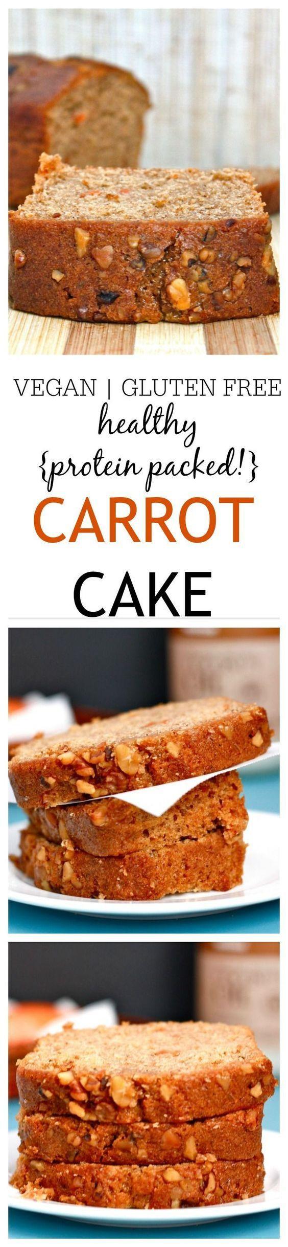 Healthy Carrot Recipes  De 25 bedste idéer inden for Clean eating måltider på