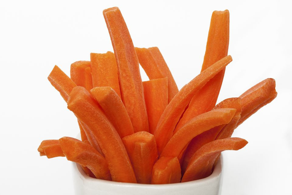 Healthy Carrot Snacks  Carrot Sticks With Peanut Butter Healthy Snack