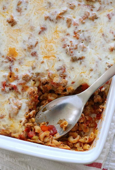 Healthy Casserole Recipes With Ground Turkey  8 forting Ground Turkey Casseroles
