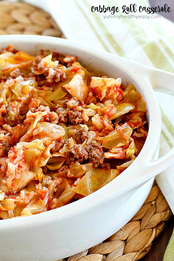 Healthy Casseroles With Ground Beef  Amazing Ground Beef Recipes To Try landeelu