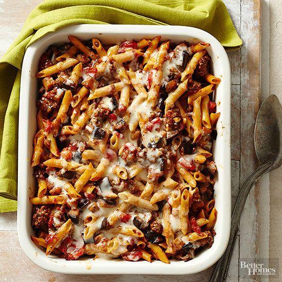 Healthy Casseroles With Ground Beef  Freezer Ready Casseroles