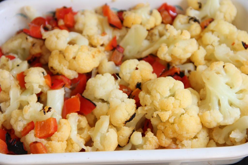 Healthy Cauliflower Casserole  Recipe Healthy Cauliflower Casserole