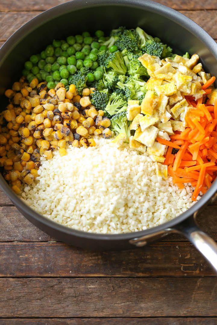 Healthy Cauliflower Recipes  1000 images about Cauliflower Cauliettes on Pinterest