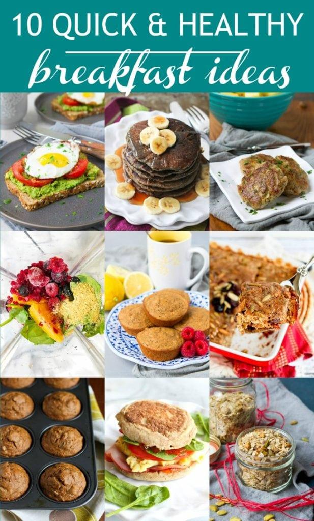 Healthy Cheap Breakfast  10 Quick & Healthy Breakfast Ideas Cookin Canuck