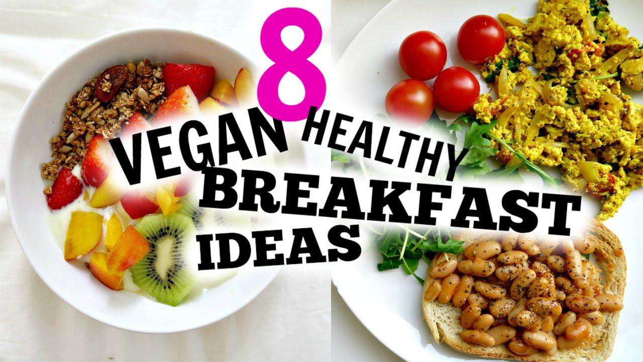 Healthy Cheap Breakfast  8 Vegan Breakfast Ideas For School & Work